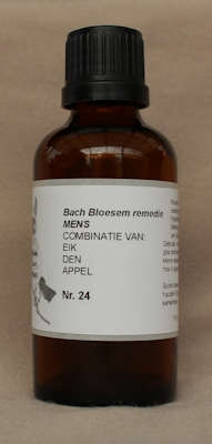 BACH BLOESEM REMEDIE NR. 24 SUPERACTIE  50 ml.