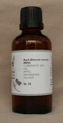 BACH BLOESEM REMEDIE NR. 32  50 ml.