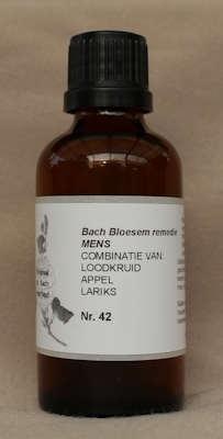 BACH BLOESEM REMEDIE NR. 42 SUPERACTIE  50 ml.