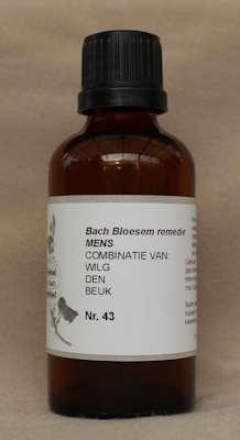 BACH BLOESEM REMEDIE NR. 43 SUPERACTIE  50 ml.