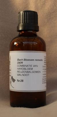 BACH BLOESEM REMEDIE NR. 28  50 ml.