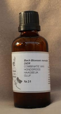 BACH BLOESEM REMEDIE NR. 31 SUPERACTIE  50 ml.