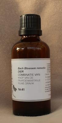 BACH BLOESEM REMEDIE NR. 41  50 ml.
