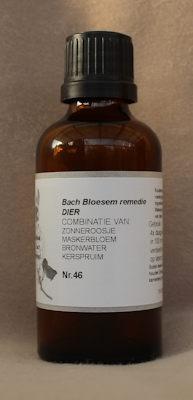 BACH BLOESEM REMEDIE NR. 46 SUPERACTIE  50 ml.