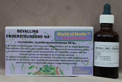 BEVALLING, ONDERSTEUNEND, NA FYTOTHERAPIE 131  50 ml.