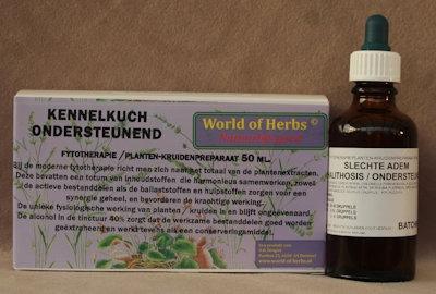 KENNELKUCH ; ONDERSTEUNEND FYTOTHERAPIE 144  50 ml.