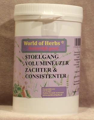 157 STOELGANG VOLUMINEUZER  200 gram