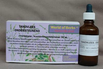 TANDVLEES ; ONDERSTEUNEND FYTOTHERAPIE 174  50 ml.