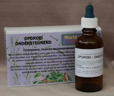 OPGROEI ONDERSTEUNEND  FYTOTHERAPIE 212  50 ml.