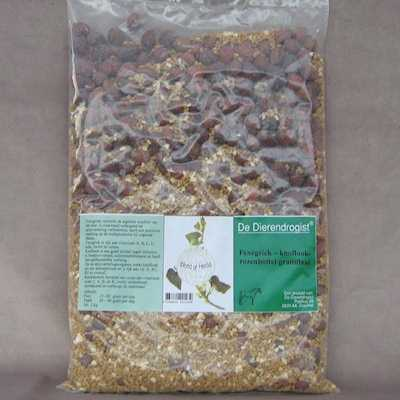 Fenegriek-knoflook-rozenbottel granulaat  1 kg.