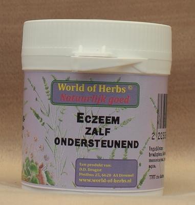 Eczeem zalf, ondersteunend Fytotherapie 221  50 gram