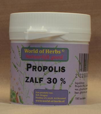 Propolis zalf 30%  Fytiotherapie 224