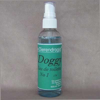 Doggy eau de toilette geur 1 (UN)  100 ml.