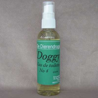 Doggy eau de toilette geur 4  (QUATRE)  100 ml.