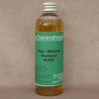 Hondenshampoo hop-melisse