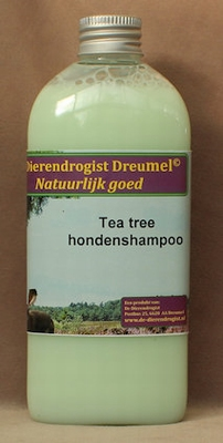 Hondenshampoo tea tree
