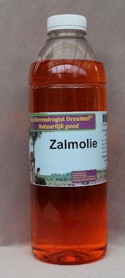 Zalmolie uit Noorwegen SUPERKORTING