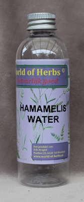 Hamamelis water  100 ml.