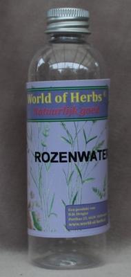 Rozenwater  100 ml.
