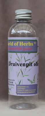 Druivenpit olie  100 ml.