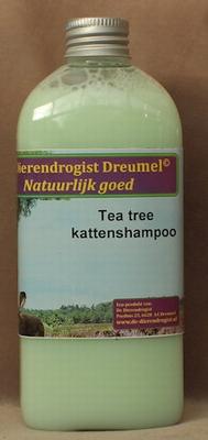 Tea tree shampoo kat