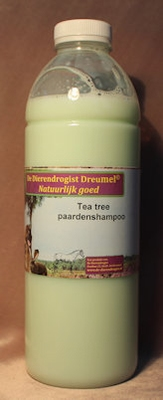 Paardenshampoo tea tree  1 liter