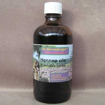 Hennep olie  (cannabis savita)