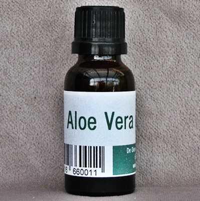 Aloë Vera olie  20 ml.