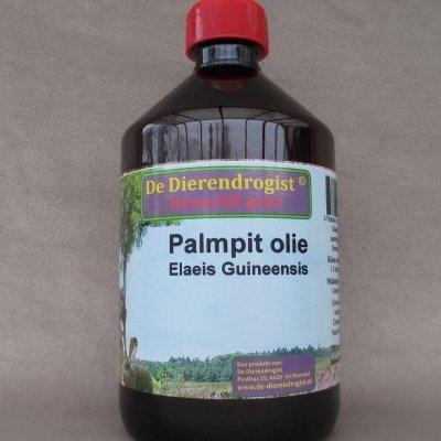 Palmpit olie elaeis guineensis
