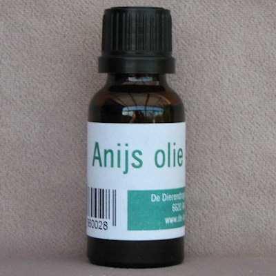 Anijs olie  20 ml.