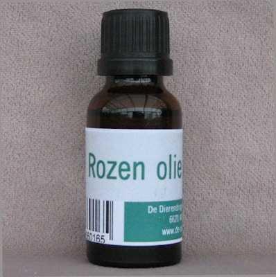 Rozen olie  20 ml.