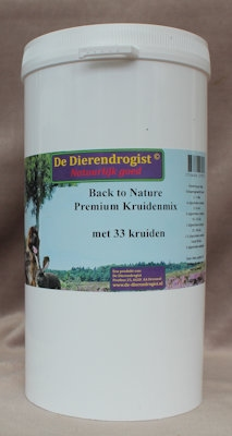 Back to Nature Premium Kruidenmix SUPERACTIE