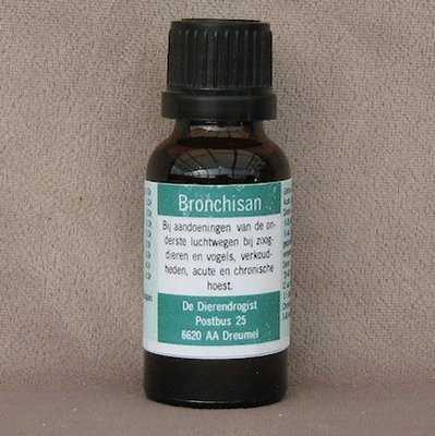 Bronchisan  20 ml druppels