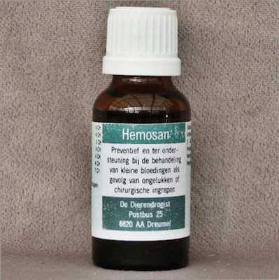 Hemosan  20 ml druppels