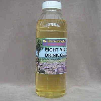 Eight drink mix oil AKTIE
