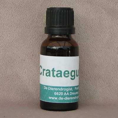 Crataegus D1  20 ml druppels