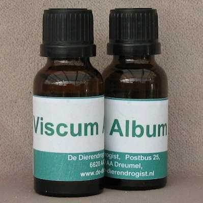 Viscum Album D3.  20 ml druppels