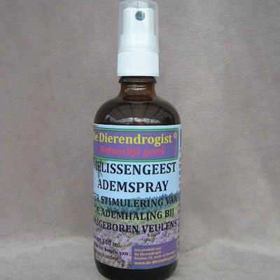 Melissengeest voor veulens  100 ml.