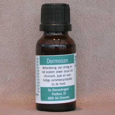 Dermosan  20 ml druppels