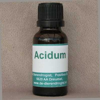 Acidum Phosphoricum D30  20 ml druppels