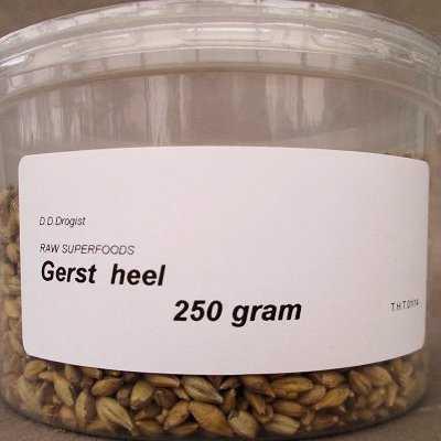 Gerst heel  250 gram