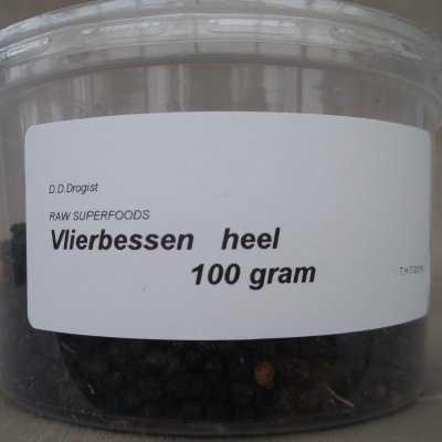 Vlierbessen heel  100 gram