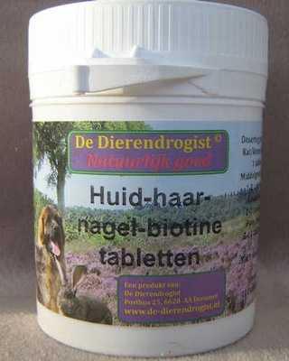 Huid - Haar - Nagel - Bitoine tabletten  100 tabletten