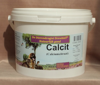 Calcit (calciumcitraat)