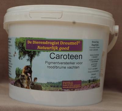Caroteen poeder (daucus carota)