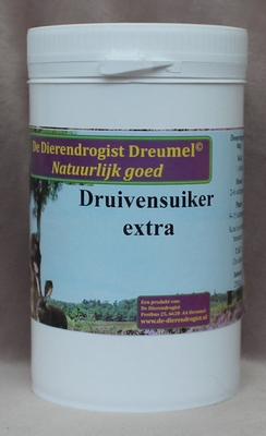 Druivensuiker extra: