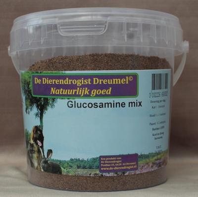 Glucosamine mix  500 gram