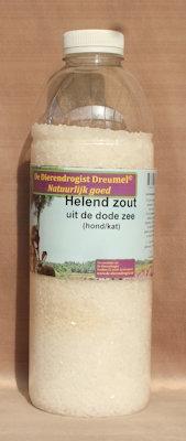 Helend zout uit de Dode Zee  1 kg.