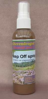 Keep-off spray  100 ml.