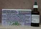 PLANTAARDIGE ANABOLICA ; SPIEROPBOUW;.FYTOTHERAPIE 152 50 ml.